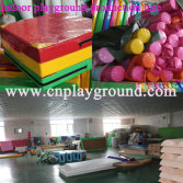 The Most Competitive Indoor Playground With Plenty of Games