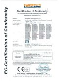 CE Certificate for LED Flood Lights