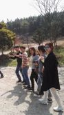 spring outing at ZengShan ecological garden