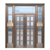 NEW COPPER DOORS