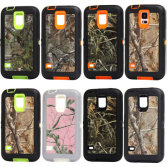 Realtree Camo Defender Case