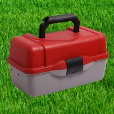 Plastic Fishing Tackle Case (0417)