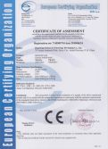 CE Certificates of Electric Forklifts