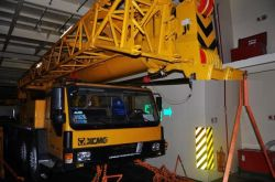 25 Tons Truck Crane to Fiji