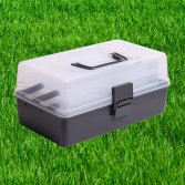 Plastic Fishing Tackle Case (0413)
