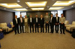 President of the Plan & Budget Committee of Iranian Ministry of Energy Leads a Team to Visit XCMG