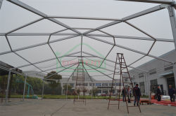 Structures for High Peak Tent