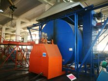 Rotor moulding Housing Processing