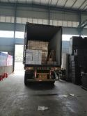 loading 2 of 18m weighbridge to indonesia customer