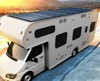 Solar Refigerators, Freezers applied in cars