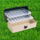 Plastic Fishing Tackle Case (0302A)