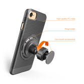 Multifunctional Hard Slim Car Ring Stand Holder Phone Case Holster for iPhone 6 7 7 8 Plus X 10