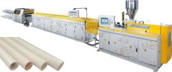 PVC four pipes machine line