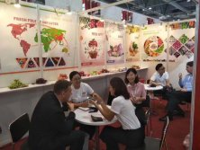 Asia Fruit Logistica at Hongkong in 2017