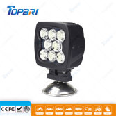 80W LED Working Light Cree LED Work Light for Excavator