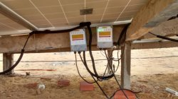 Solar pump in Mexico