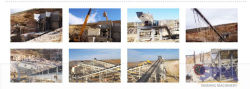 Limestone Crushing Line in Algeria