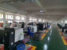 CNC workshopp in new factory