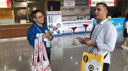 SUNCHINE INSPECTION IN 122nd Canton Fair 3rd phase