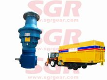 Planet Gear Reducer Used In TMR Mixer Fodder