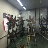 rod drying machines
