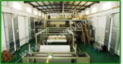 the production equipment of nonwoven fabric factory