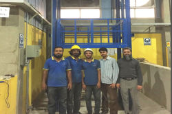 Tavol Cargo Lift in Pakistan