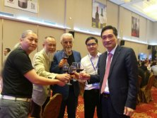 Cantonese Merchants (international) Construction Development -Forum 2018 Summit In Phnom Penh