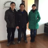 Indonesia customer visited us, they need Neodymium magnets.