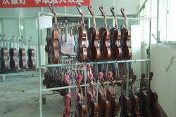 Violin Drying Warehouse