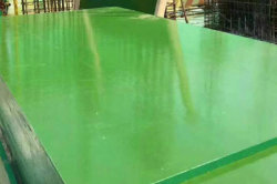18mm PP Polypropylene Plastic Film Faced Plywood for Concrete Form