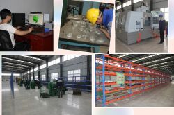 CNC Mould Processing Center