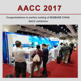 Congratulations to perfect ending of BIOBASE CHINA AACC exhibition