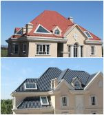 Beijing Roof tile project