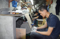 Polishing Department