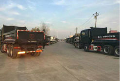 One Batch of C&C Dump Trucks are Accessing to Southeast Asia [Dec 17,2015]
