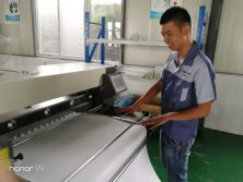 Our working is operating Paper Filter Corrugating Machine
