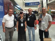 iran customer meeting at shanghai