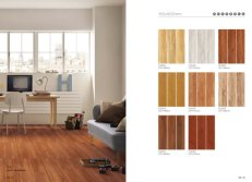 Wood tile catalogue