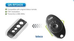 New! Replacement for Teleco remote