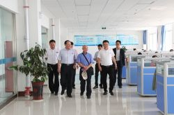 China Association for Science and Technology Haizhi Plan Experts to Visit China Coal Group