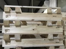 Wooden Pallets for CCA wire