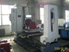 slurry pump machining equipment