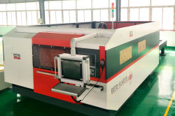 3kw fiberlaser machine with Beckhoff CNC system