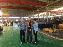 Customer Visiting Factory 2