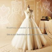 DIY Wedding Dresses Manufacturer Custom Bridal Wedding Evening Special Osscasion Gowns