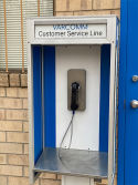J&R′s Vandal Resistant Telephone Project in the USA