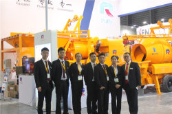 Pully Team Bauma China