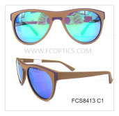 New Woody Acetate sunglasses in Revo Lens