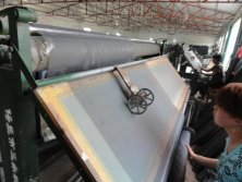 Fiberglass Window Screen Production Workshop